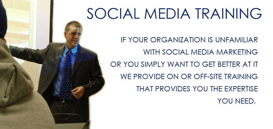 Social Media Training by Expert Dr. Clinton R. Lanier
